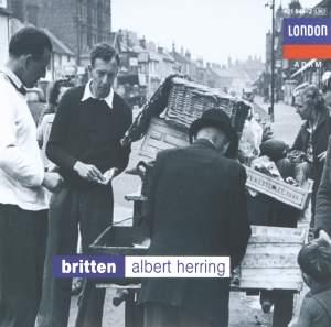 Britten: Albert Herring Product Image