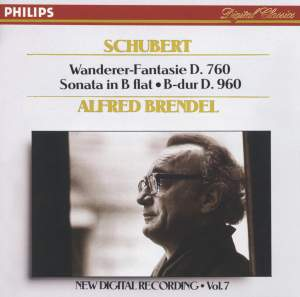 Schubert: Piano Sonata No. 21 and Wanderer-Fantasy