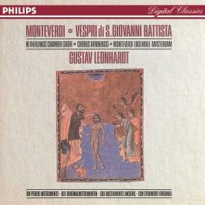 Monteverdi: Vespri di S. Giovanni Battista