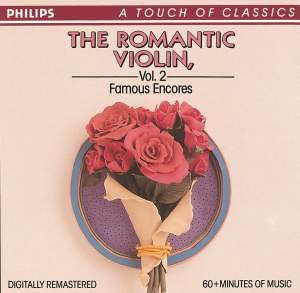 The Romantic Violin, Vol. 2