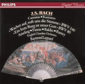 JS Bach: Cantatas Nos. 80 & 140