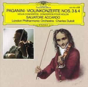 Paganini - Violin Concertos No. 3 & 4