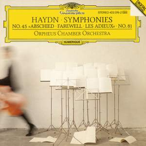 Haydn: Symphonies Nos. 45 and 81