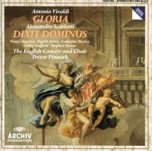 Vivaldi: Gloria & Scarlatti: Dixit Dominus