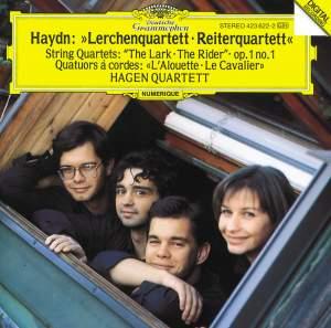 Haydn: 'Lark' and 'Rider' Quartets