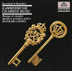 Buxtehude & Pachelbel: Chamber Music Product Image
