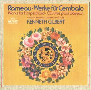 Rameau: Works for Harpsichord