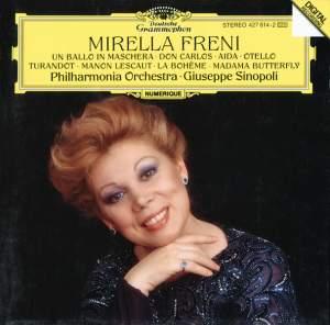 Mirella Freni sings Verdi & Puccini