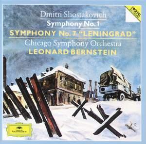 Shostakovich: Symphonies Nos. 1 & 7