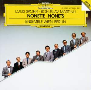 Spohr & Martinu: Nonets