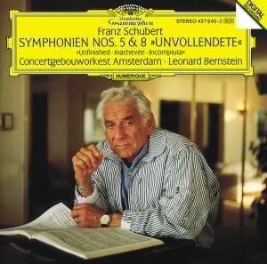 Schubert: Symphonies Nos. 5 & 8