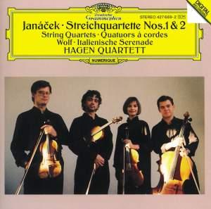 Janacek: String Quartets Nos. 1 & 2