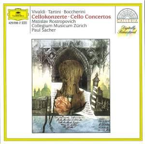 Vivaldi, Tartini & Boccherini: Cello Concertos