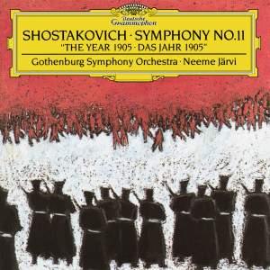 Shostakovich: Symphony No. 11 in G minor, Op. 103 'The year 1905'