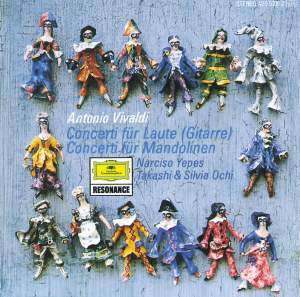 Vivaldi: Concertos for Lute & for Mandolin