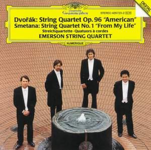 Dvorak & Smetana: String Quartets