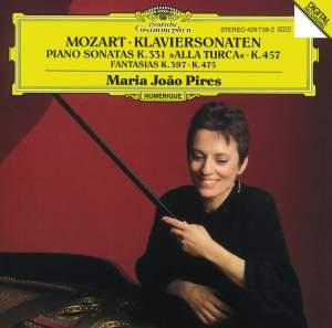 Mozart: Piano Sonatas Nos. 11 & 14, Two Fantasias