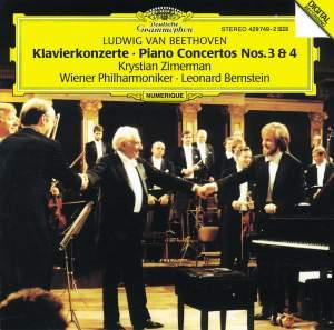 Beethoven - Piano Concertos Nos. 3 & 4