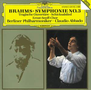 Brahms: Symphony No. 3 Product Image