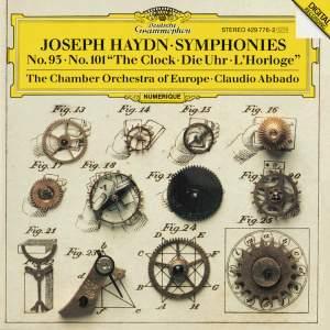 Haydn: Symphonies Nos. 93 & 101