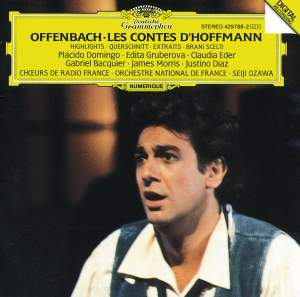 Offenbach: Les Contes d'Hoffmann (highlights)