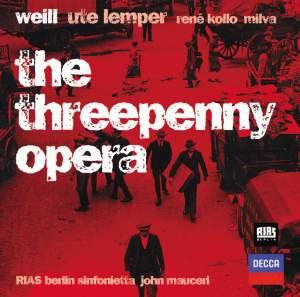 Weill, K: The Threepenny Opera