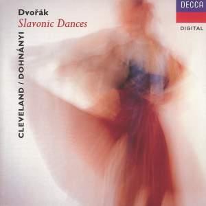 Dvorák: 16 Slavonic Dances Product Image