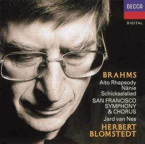 Brahms: Works for Chorus & Orchestra