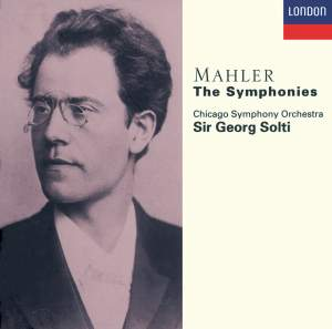 Mahler: Symphony No. 1 in D major 'Titan', etc.