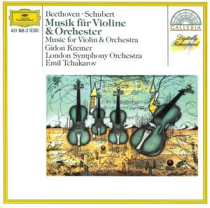 Beethoven & Schubert: Music for violin & orchestra