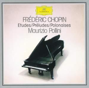 Chopin: Études, Preludes & Polonaises