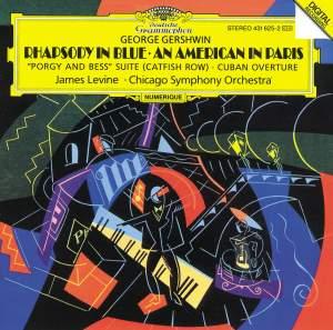 Gershwin: Rhapsody in Blue and An American in Paris