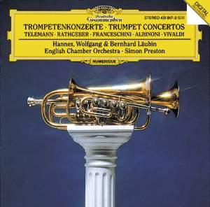 Trumpet Concertos Product Image