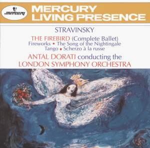Stravinsky: Orchestral Works