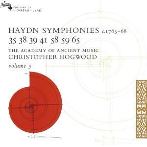 Haydn: Symphonies Vol.5