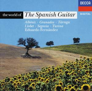 The World of the Spanish Guitar Product Image