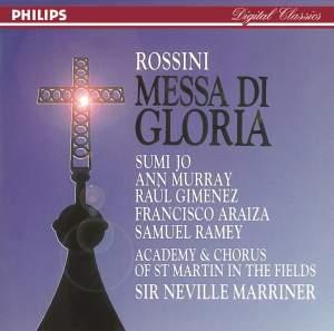 Rossini: Messa di Gloria