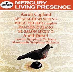 Copland: Appalachian Spring & Billy the Kid