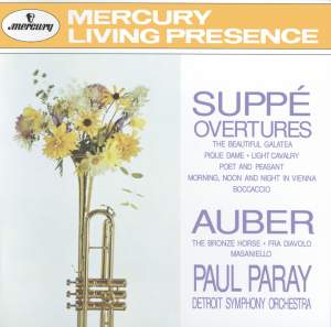 Suppe & Auber: Overtures