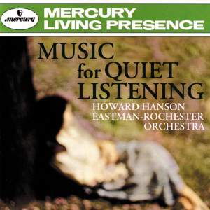 Music For Quiet Listening: Volume II