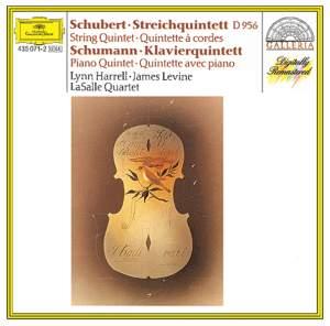 Schubert: String Quintet in C major D956 & Schumann: Piano Quintet in E flat, Op. 44