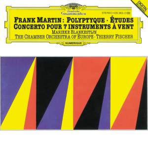 F Martin: Orchestral Works