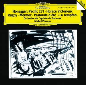 Honegger: Pacific 231 and other works