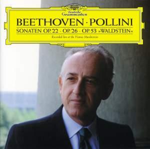 Beethoven: Piano Sonatas Nos. 11, 12 & 21 Product Image