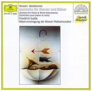 Mozart & Beethoven: Piano and Wind Quintets