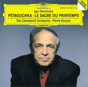 Stravinsky: Petrushka & The Rite of Spring