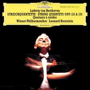 Beethoven: String Quartets Nos. 14 & 16