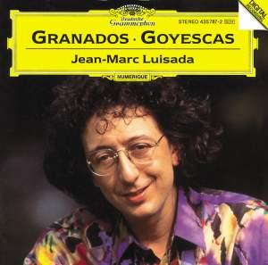 Granados: Goyescas (piano suite)