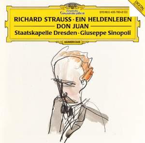 R Strauss: Ein Heldenleben, Op. 40 & Don Juan, Op. 20