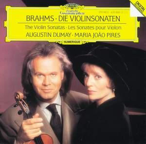 Brahms: Violin Sonatas Nos. 1-3 (complete)